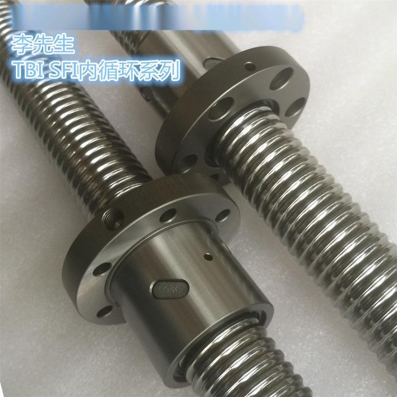 台湾TBI 滚珠丝杆SFI02005-4 原装