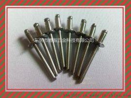 不锈钢圆头抽芯铆钉|304不锈钢圆头拉钉