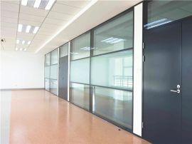 铝合金隔断 广州办公玻璃隔断