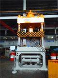 非标定制大台面650T正反双动液压拉伸机|带下顶缸拉伸油压机