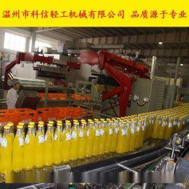 全套鸡尾酒生产设备(玻璃瓶)鸡尾酒灌装生产线