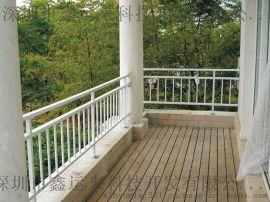 锌钢隔离阳台护栏生产供应商 深圳阳台护栏锌钢栏杆厂家