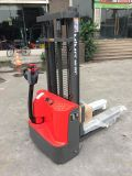 步行式全电动堆高车特价 佛山MIMA米玛电动叉车总代理