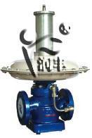 DN100天然气减压阀调压阀保证安全的安装事项