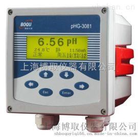 上海博取水质分析仪器   做实验研究发酵罐测量PH值|高温PH计生产厂家