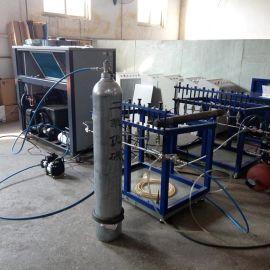 二氧化碳充装泵 CO2管高压快速充装机 气体灌装机