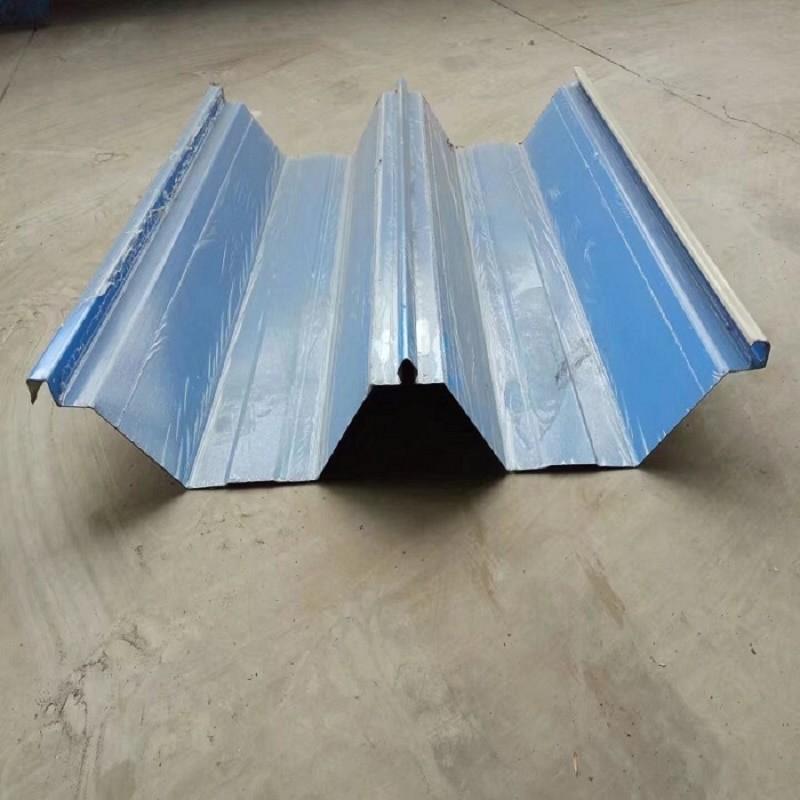 沈阳供应YX114-333-66型单板 0.3mm-1.0mm厚 彩钢屋面板/大跨度屋面板/直立锁边屋面板/角驰屋面板
