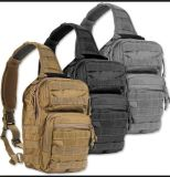 厂销定制军迷战术包迷彩单肩斜跨户外胸包男户外骑行挂包