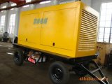 供应200KW低噪音移动式柴油发电机组,移动发电机