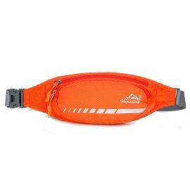 多功能户外运动腰包跑步随身物品储存包户外健身活动轻便防水包