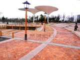 水泥混凝土压印 材料批发 专业施工