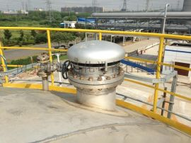 化工儲罐用呼吸閥、呼吸人孔