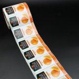 彩色標籤/不幹膠標籤/銅版紙/食品不幹膠貼紙/pvc不幹膠標籤