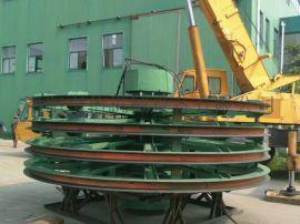 洛阳奎信矿用多绳摩擦游动天轮 装置2.5米直径