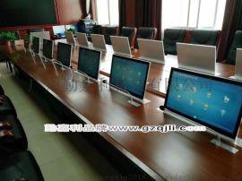 湖南无纸化会议系统超薄液晶升降器生产厂家