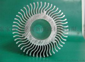 太阳花铝型材散热器的散热性较好