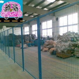 车间隔离网@安平聚光丝网制造厂区隔离栅