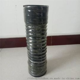 供应耐磨橡胶连接管橡胶钢丝伸缩管输水连接管