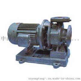 IZ50-32-125长江牌2寸单级离心泵