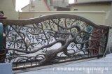 铁大门 树型铁门 中式铁门 欧式新款铁门