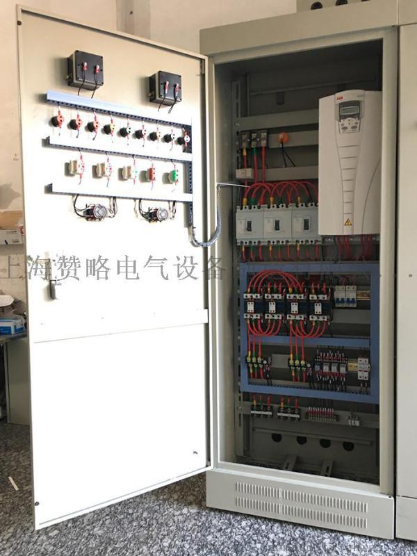 无负压供水设备控制箱22kw一拖二ABB变频控制柜