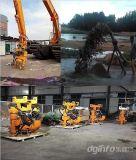 绞吸式/挖掘机大坝排污泵山东江淮JHW泵的原理