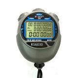 体育秒表 三排码表 多功能计时器 比赛计时运动跑表