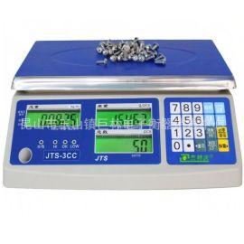 台湾钰恒JTS-CC计数电子秤 3kg/0.1g高精度计数电子称电子桌秤