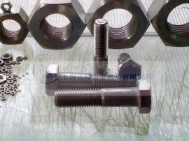 DIN931外六角半牙螺栓、304外六角粗杆半牙