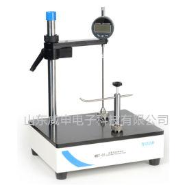 数显式西林瓶壁厚测厚仪 瓶壁厚度测量仪