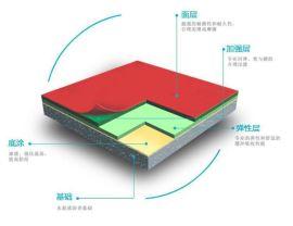 广西塑胶篮球场施工质量保证 可货比三家 康奇体育