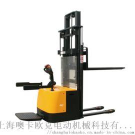 上海OK机械,电动堆高车,厂家直销