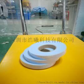 20mmT分切矽胶布、导热矽胶布、导热绝缘矽胶布