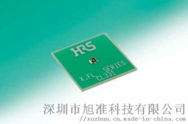 HRS广濑RF连接器X.FL-R-SMT-1(80)