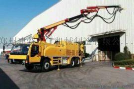 矿用井下专用混凝土泵的技术指标
