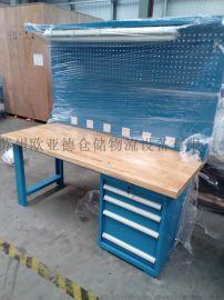 工作台,车间操作台,铁皮工作桌,流水线工作台