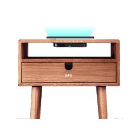 zeepower电脑桌专用桌下无线充电器