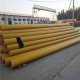 鶴崗 鑫龍日升 聚氨酯硬質塑料預製管dn900/920黑夾克預製保溫管