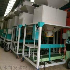 专业生产粮食全自动包装称  电动打包称
