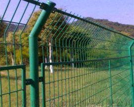 养殖圈地荷兰网 公路双边丝护栏网 公路框架护栏网