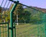 養殖圈地荷蘭網 公路雙邊絲護欄網 公路框架護欄網