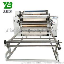 法兰绒面料高渗透热转移印花机