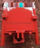 渠道输水泵站排水水库防水专用启闭机闸门