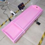 卧式身高体重测量婴儿电子秤