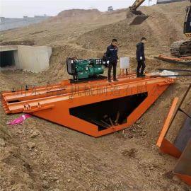 自动行走渠道成型机厂家 水渠成型机尺寸