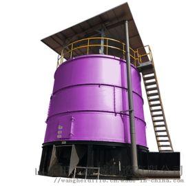 有机肥猪粪高温发酵罐 定制有机肥加工发酵罐设备