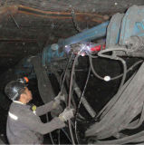 100米矿用电缆单轨吊 煤矿电缆拖移装置