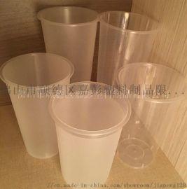 广东高透明珍珠奶茶杯定做