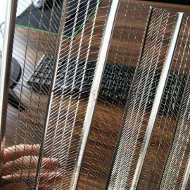免拆有筋扩张网A楼板筋网A轻钢结构建筑网模厂家