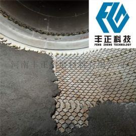 耐磨陶瓷涂料 电厂龟甲网防磨料 耐磨胶泥